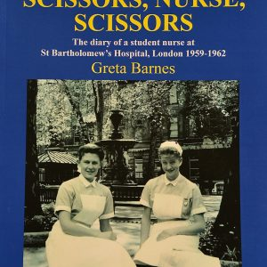Scissors, Nurse, Scissors book